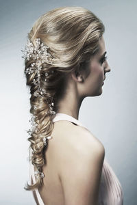 'The Sophia' Crystal Bridal Hair Vine - head pieces