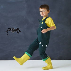 Dragon Dungaree Costume Dungarees