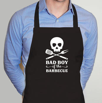 New 'Bad Boy Of The Barbecue' Apron