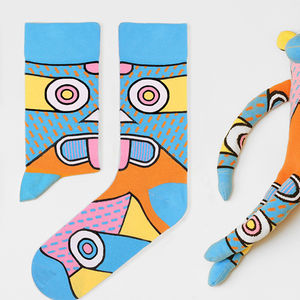 Colour Socks By Supermundane - socks