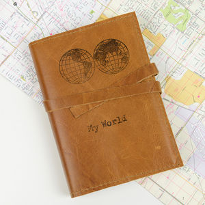 My World Travel Journal