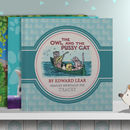 Personalised The Owl And The Pussycat Book