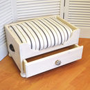 'The Henley' Luxury Pet Bed With Storage Drawer