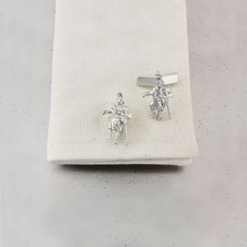 Scottish Warrior Cufflinks