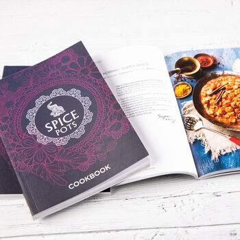 Indian Cookbook With 80 Inspiring Recipes
