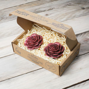 Chocolate Roses Gift Box