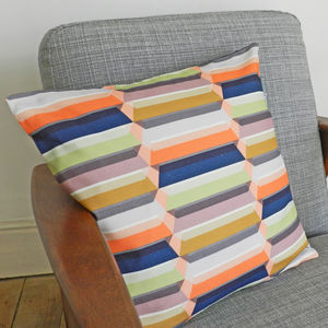 Block Valley Cushion Cover