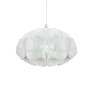 Papillion Light Shade With Free Vesica Ceiling Rose - lighting