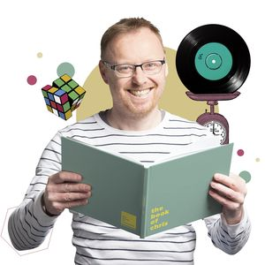The Book Of Everyone A Personalised Gift Book - gifts for him