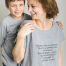 Personalised 'I Love Mummy' T Shirt