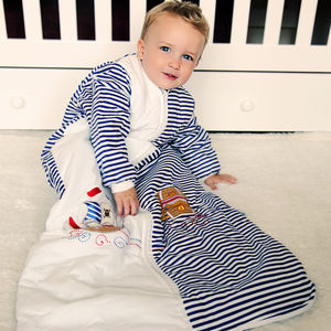Winter Sleeping Bag With Sleeves Pirate - clothing