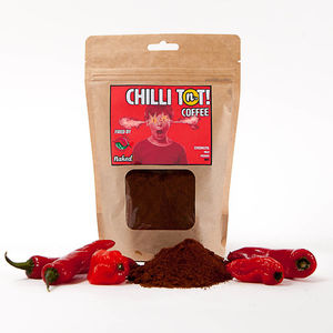 Chilli Tn T Hot! Coffee - teas, coffees & infusions