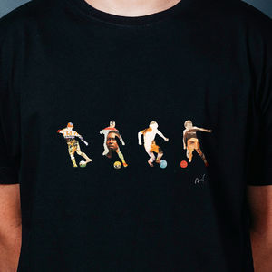 Football Legends T Shirt - for sports fans