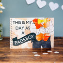 Pageboy Wedding Activity And Keepsake Book