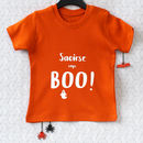 Personalised Halloween T Shirt