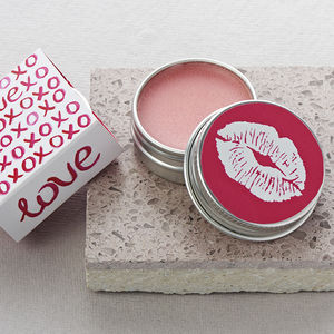 Limited Edition Valentines Lip Balm Gift
