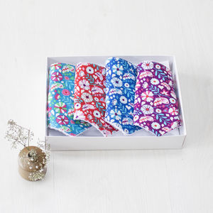 Retro Flowers Gift Set - gift sets