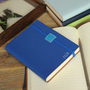 Midi Recycled Leather Journal