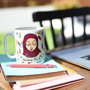 The Personalised Teacher Mug - gifts for teachers
