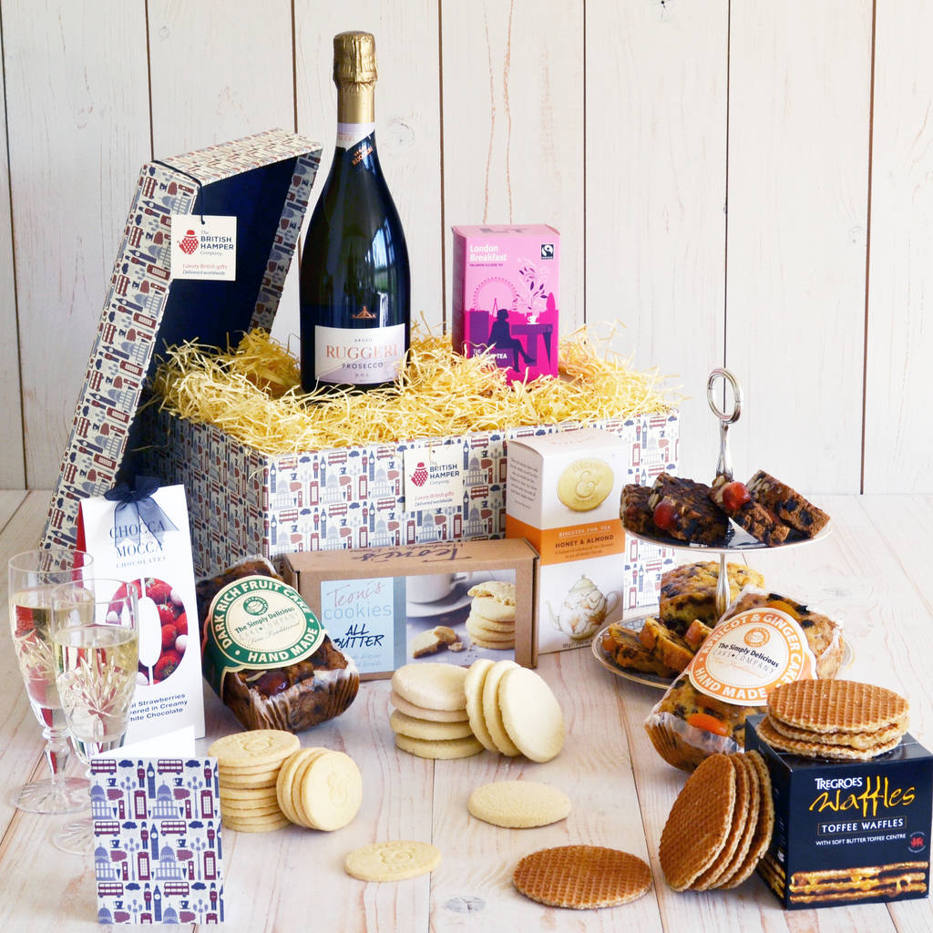 Luxury Afternoon Tea Hamper