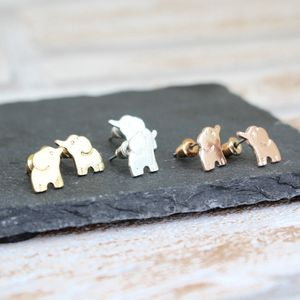 Elephant Earrings - earrings