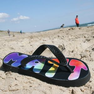 Personalised Name Flip Flops - new in baby & child