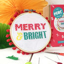 Christmas Crafternoon Diy Kit