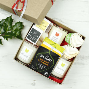 Personalised Ultimate 'Christmas Survival Box'