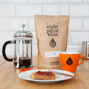 Personalised Coffee Blend Six Month Subscription
