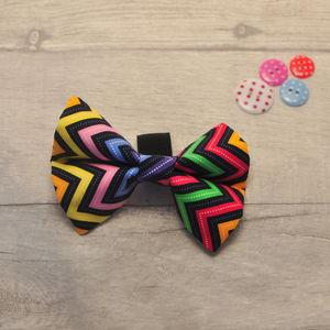 Slide On Collar Dog Bow Tie For Girl Or Boy Dogs - new in pets