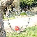 Decorative Heart Bird Feeder