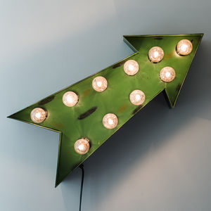 Arrow Wall Light