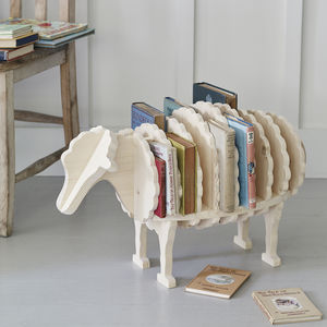 Baa Baa Book Shelf - children's room