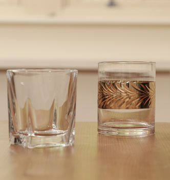 Whisky Connoisseur Luxury Glass Tumblers