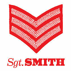 sgt.smith Logo for Notonthehighstreet