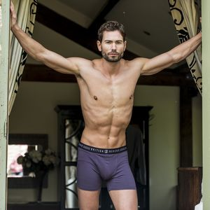 Men's Stretch Trunks