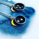 Personalised Star Constellation Necklace
