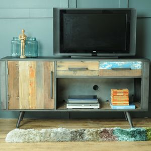Mariner One Door Two Drawer Media Tv Unit - furniture