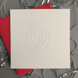 Hand Embossed Christmas Cards Multipack - shop by category