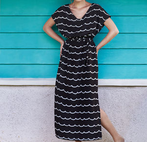Suri Maxi Dress - kaftans & cover-ups