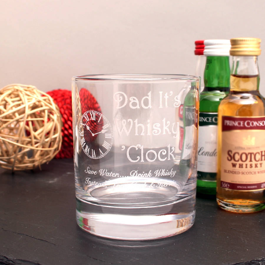 PERSONALISED RUSSIAN STANDARD VODKA GLASS BEST MAN GIFT FATHER OF THE BRIDE GIFT