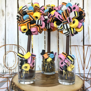 Personalised Allsorts Sweet Tree - food gifts