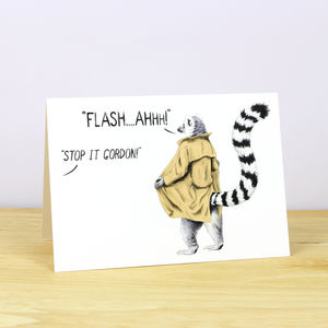 Flash Gordon Ring Tailed Lemur - shop by category