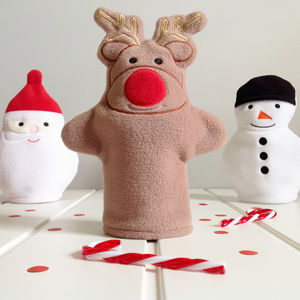 Christmas Puppets - stocking fillers