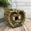 Love Bird Nest Box