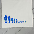 Personalised Teatowel