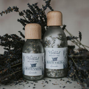 Calming Lavender Bath Salts