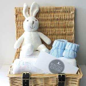 Newborn Baby Boy Hamper