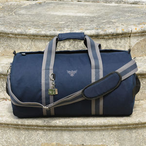 Men's Personalised Holdall - holdalls & weekend bags