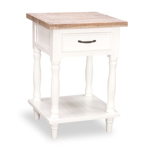 Bayonne Tall Side Table